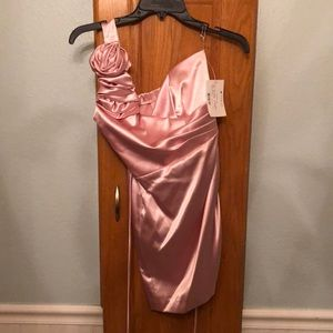 Brand New Pink Teeze Me Formal Dress